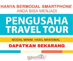 pe;uang bisnis travel