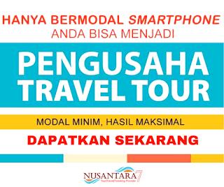 peluang usaha bisnis travel agent